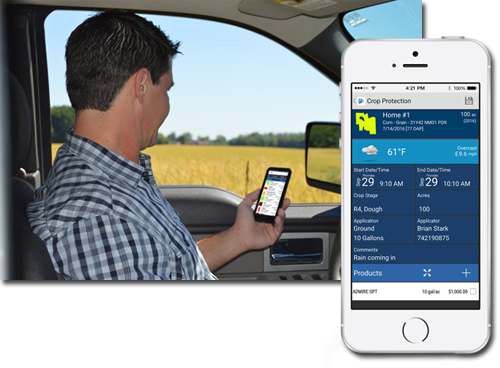Keep track of your seed, chemical, fertilizer and other inputs