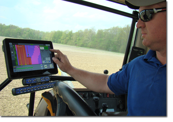 Crop advisors can rely on Trimble Ag Software to work with a variety of hardware options.