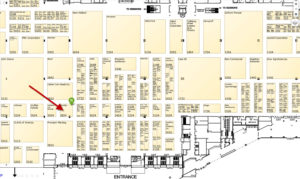 Trimble location at Commodity Classic Farm Shows