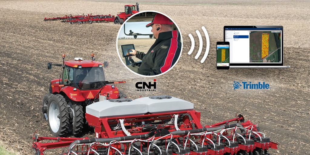 Trimble Ag Software CNH