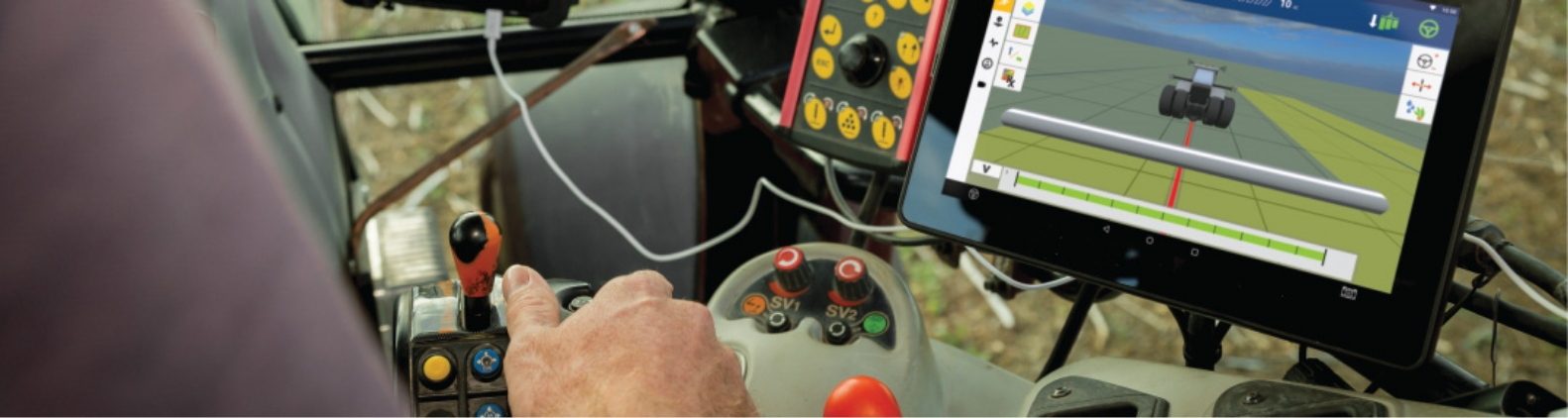 What Is Precision Ag Trimble Agriculture