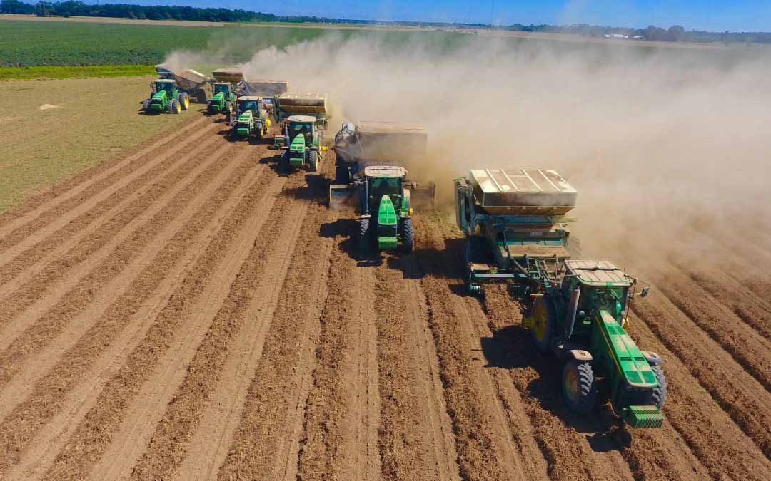 Trimble Harvest Solutions
