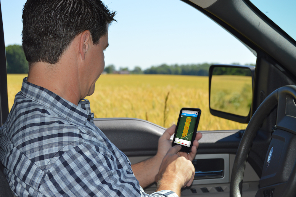 Trimble Ag Mobile Technologie