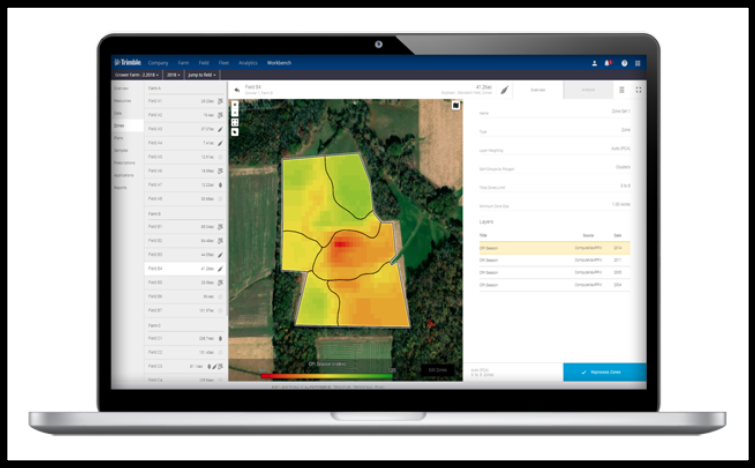 Video Trimble Advisor Prime