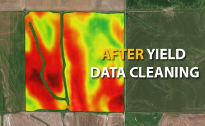 Trimble Yield Data Cleaning