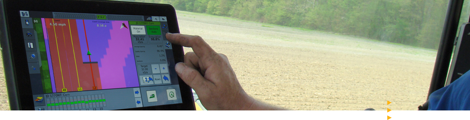 Trimble Ag Farmer Core